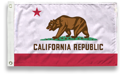 State-Tex Commercial Grade California State Flags