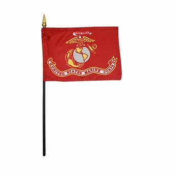 "8"" x 12"" Stick Flags"