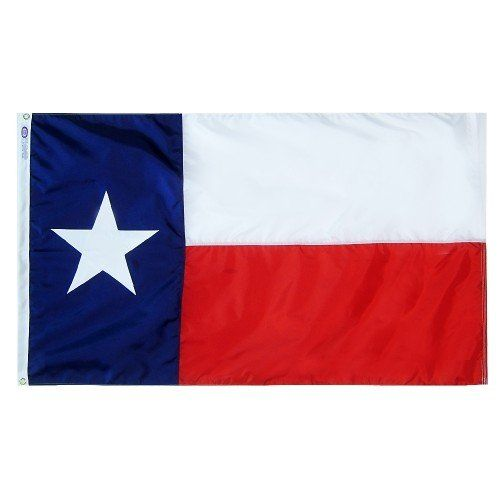All-Weather Nylon Outdoor Texas State Flags