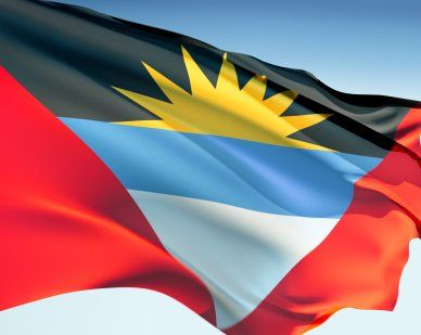 Antigua & Barbuda Flags