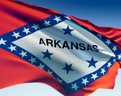 Arkansas State Flags