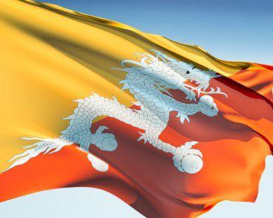 Bhutan Flags