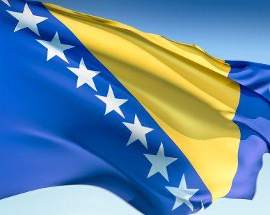 Bosnia-Herzegovina Flags