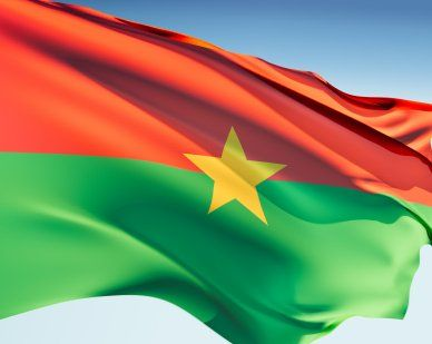 Burkina Faso Flags