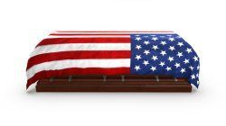 Casket, Funeral and Presentation Flags