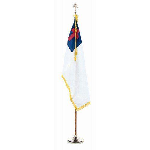 Indoor Christian Flag Sets