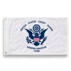 Coast Guard Flags