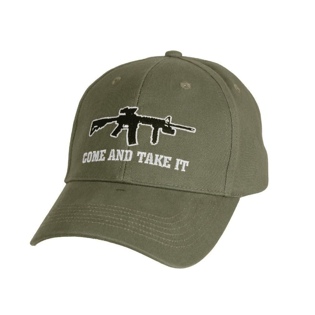 Come and Take It Merchandise - Molon Labe Flags, Caps & More