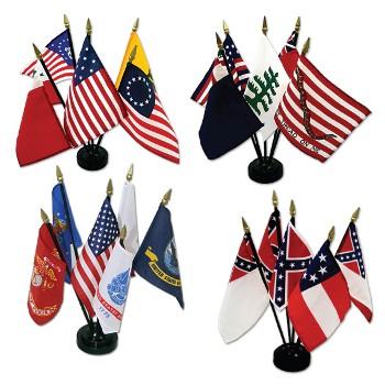 Desk / Stick Flags & Sets