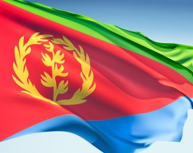 Eritrea Flags
