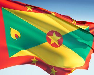 Grenada Flags