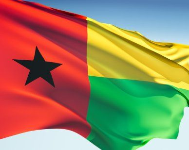 Guinea-Bissau Flags