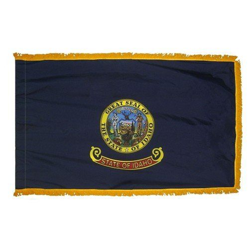 Indoor and Parade Idaho State Flags