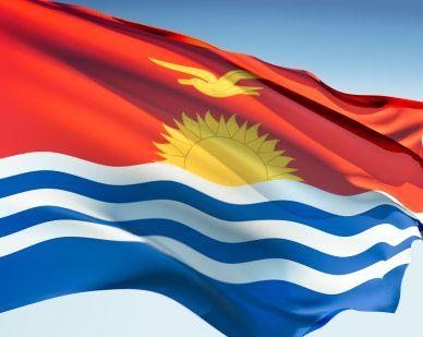 Kirabati Flags