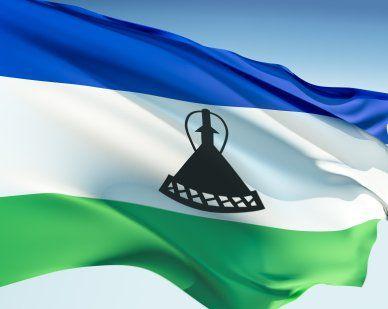 Lesotho Flags