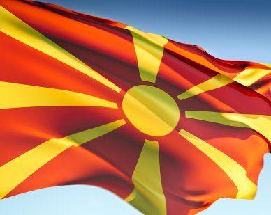 Macedonia Flags