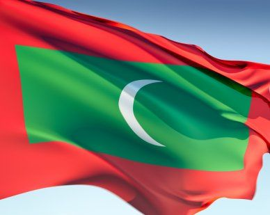 Maldives Flags