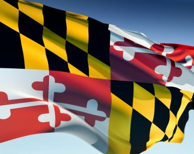 Maryland State Flags