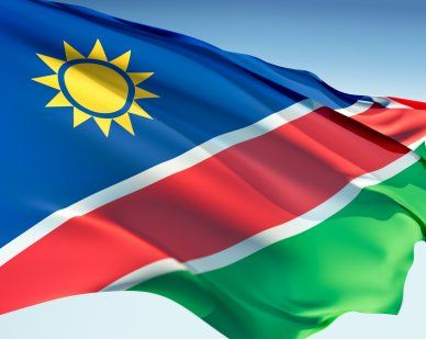 Namibia Flags