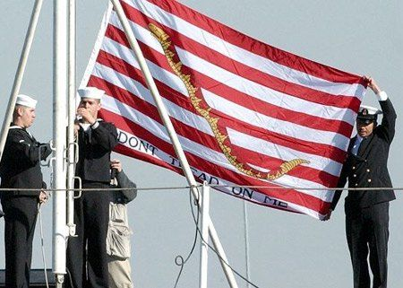 Navy Jack Flags