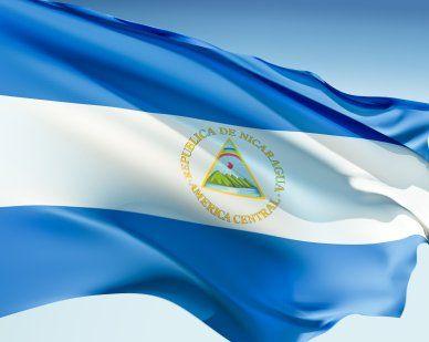 Nicaragua Flags