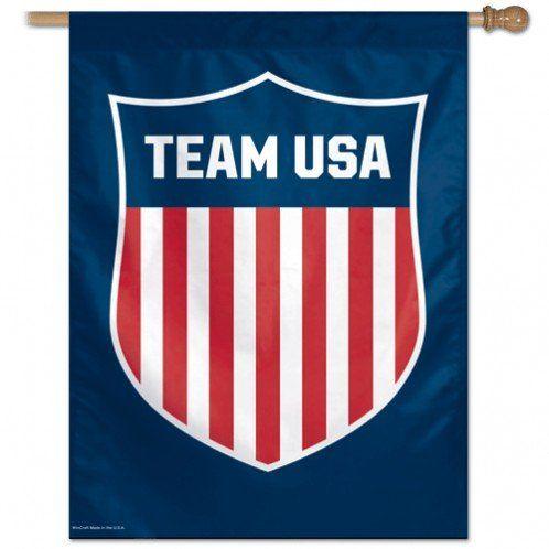 Official Olympics Team USA Flags