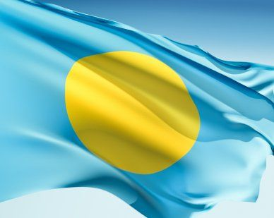 Palau Flags