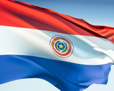 Paraguay Flags