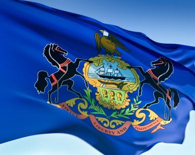 Pennsylvania State Flags