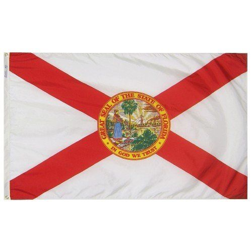 Premium Nylon Outdoor Florida State Flags