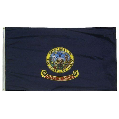Premium Nylon Outdoor Idaho State Flags
