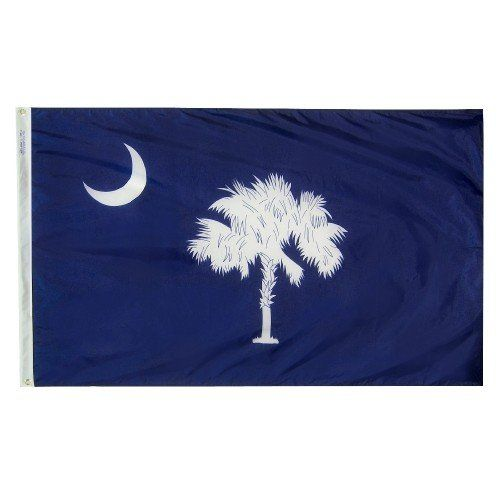 Premium Nylon Outdoor South Carolina State Flags