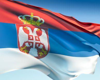 Serbia & Montenegro Flags