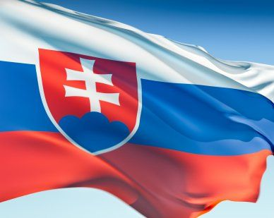 Slovak Republic Flags