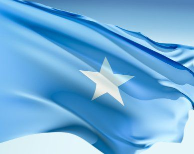 Somalia Flags