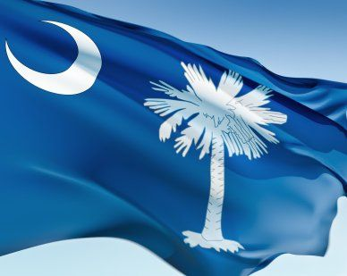South Carolina State Flags