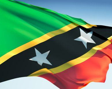 St. Kitts-Nevis Flags
