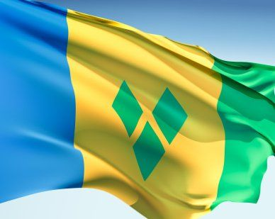 St. Vincent & Grenadines Flags
