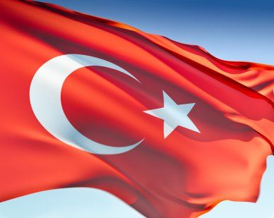 Turkey Flags