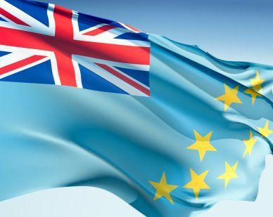 Tuvalu Flags