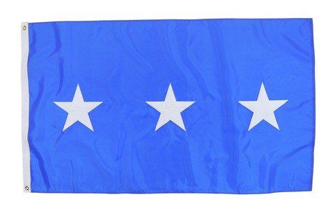 Air Force Officers Flags