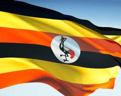 Uganda Flags