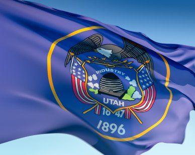 Utah State Flags