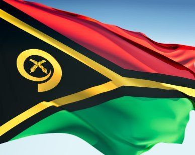 Vanuatu Flags