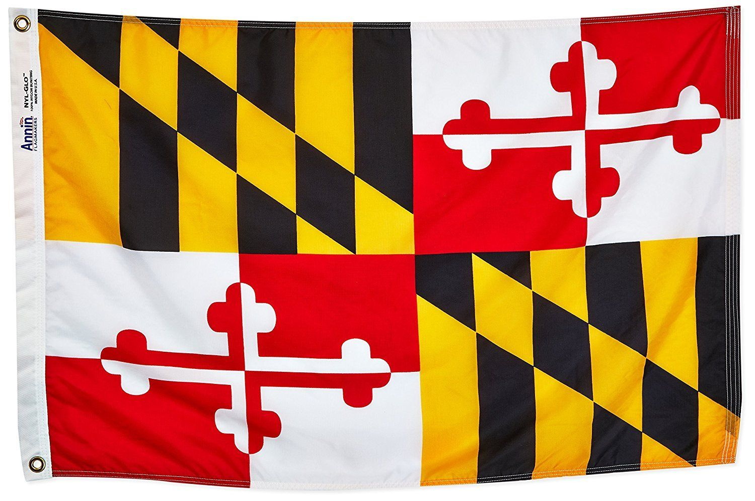 Premium Nylon Outdoor Maryland State Flags