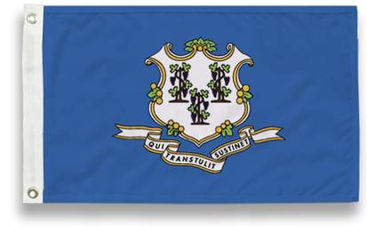 State-Tex Commercial Grade Connecticut State Flags