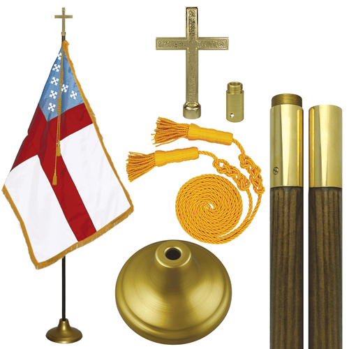 Indoor Episcopal Flag Sets