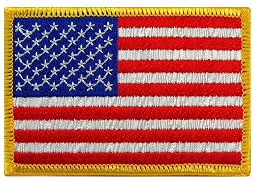 Military & Patriotic Patches