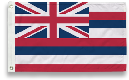 State-Tex Commercial Grade Hawaii State Flags