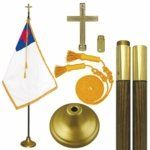 Indoor Christian Flag Sets